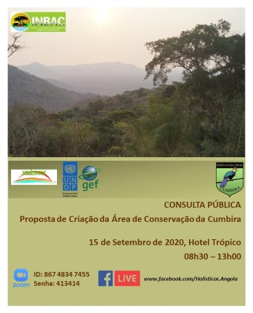 Public consultation on the proposed conservation area in Cumbira
